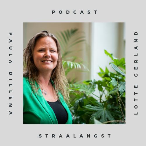 Podcast Straalangst Paula Dillema